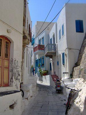 nisyros island - nissyros town