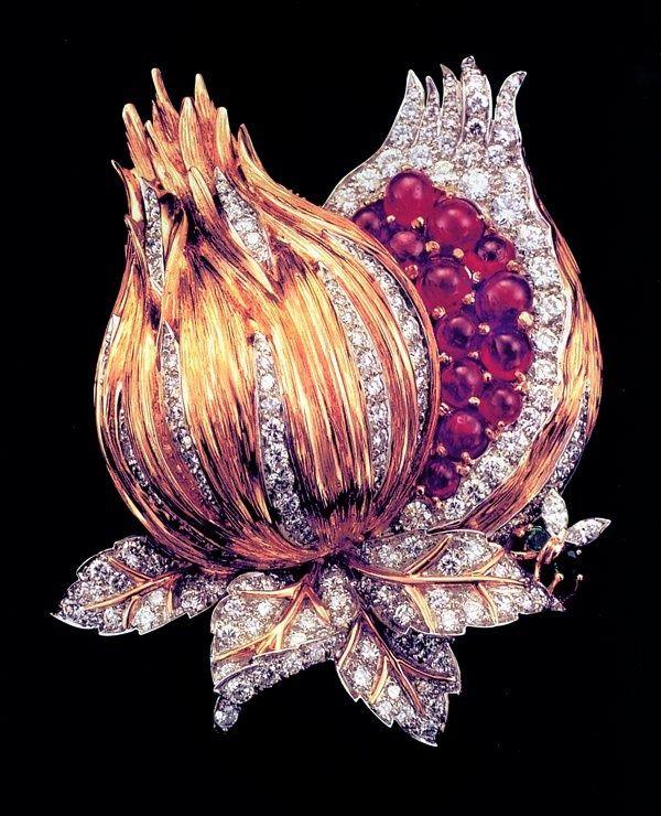 a stunning Pomegranat