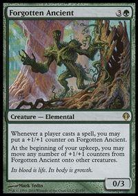 Forgotten Ancient - Creature - Cards - MTG Salvation