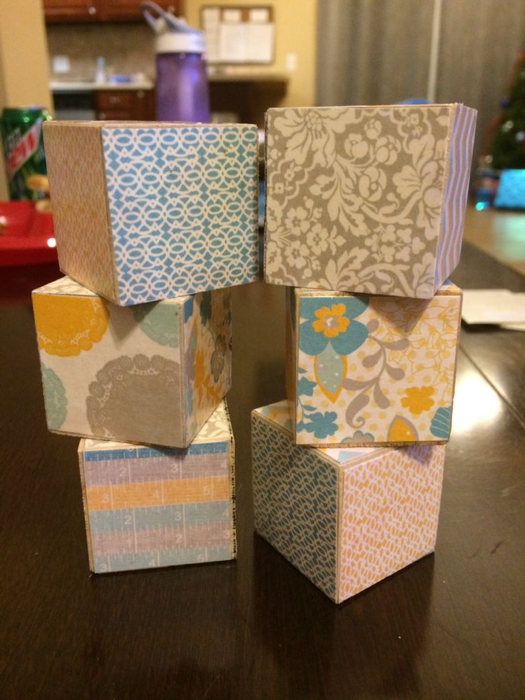 78 images about my masterpieces on pinterest lace for Plain wooden blocks for crafts
