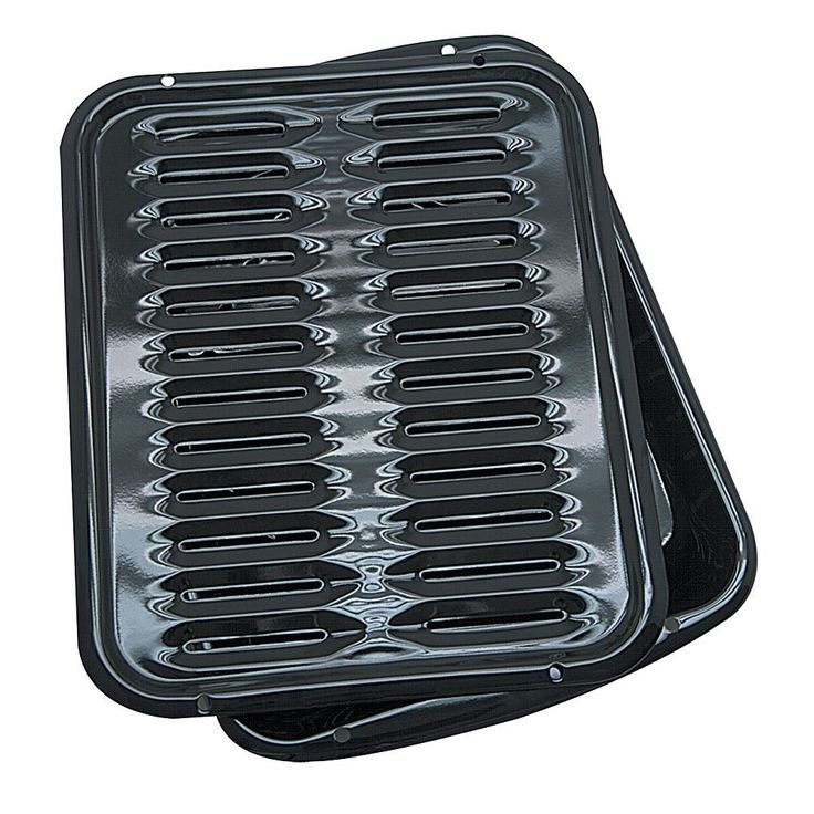 Range Kleen Broiler Pan with Grill
