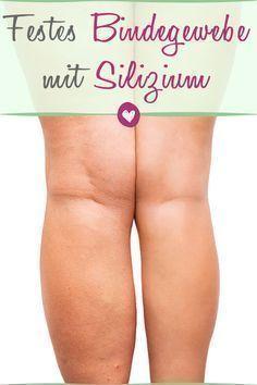 Silizium stärkt ein schwaches Bindegewebe Sylvia Haase