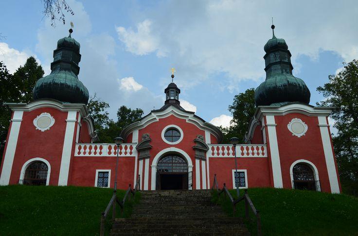 Calvary in Banská Štiavnica