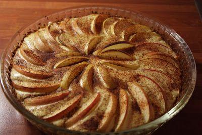 Omaa Aikaa: Herkullinen omenapiirakka a´la karppi