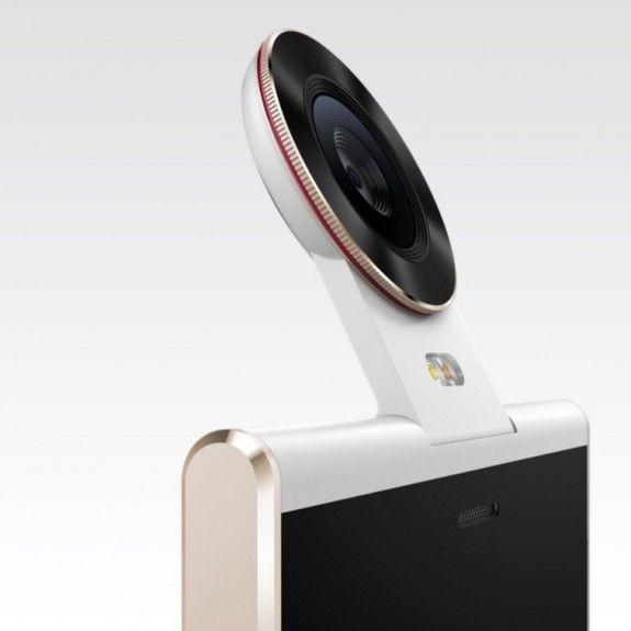Chinezii au creat cel mai ciudat telefon pentru selfie-uri