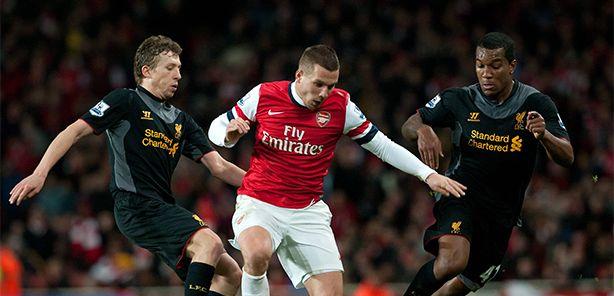 """Este fim-de-semana em Inglaterra, as atenções vão estar centradas no Arsenal- Liverpool, com os """"reds"""" a poderem destronar os """"gunners"""" do primeiro lugar em caso de vitória! Nota ainda para a deslocação do Chelsea de Mourinho ao terreno do Newcastle e para o jogo entre o Everton e o Tottenham de Villas-Boas, duas equipas que ganharam na última jornada."""