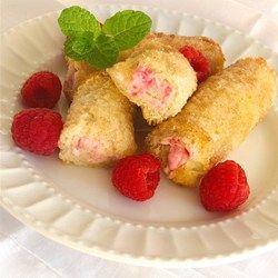 French Toast Roll-Ups Allrecipes.com