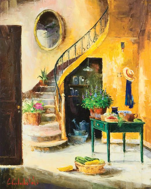Interior Home Painting With Fine Interior Home Painting: 17 Best Gleb Goloubetski Images On Pinterest