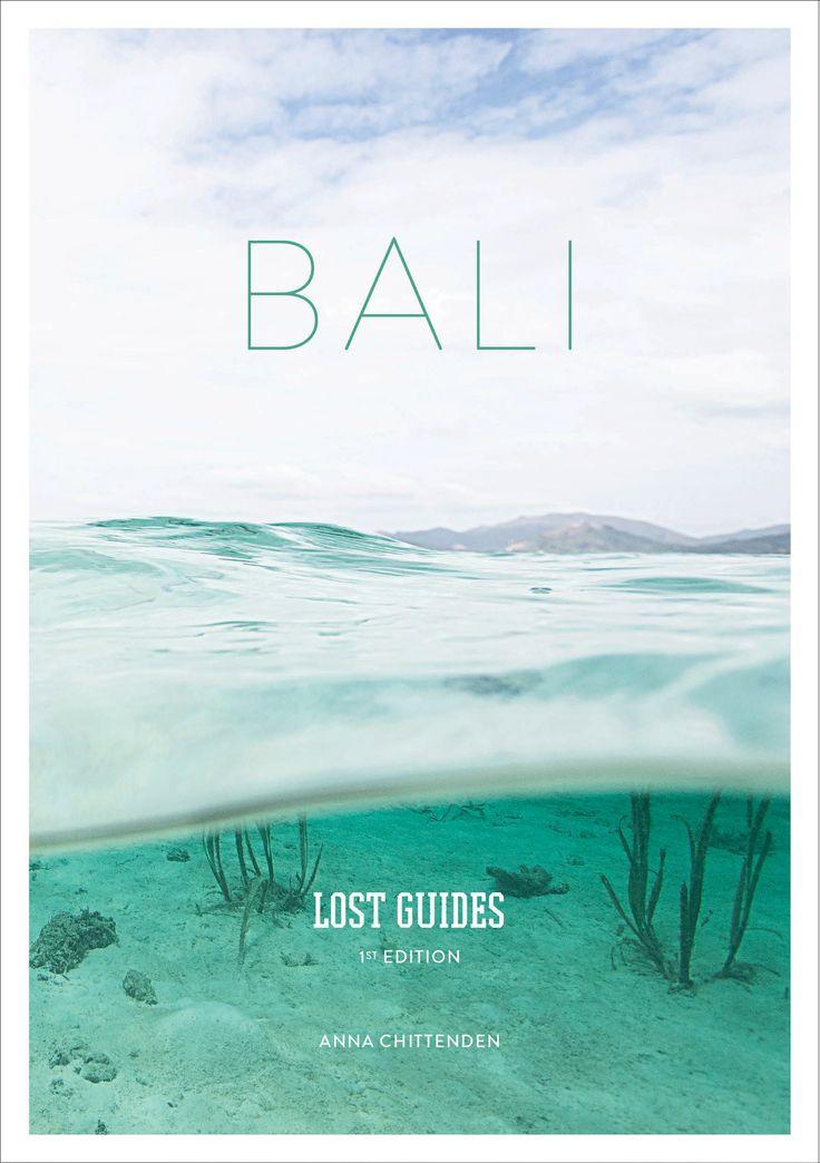 Lost Guides Bali cover