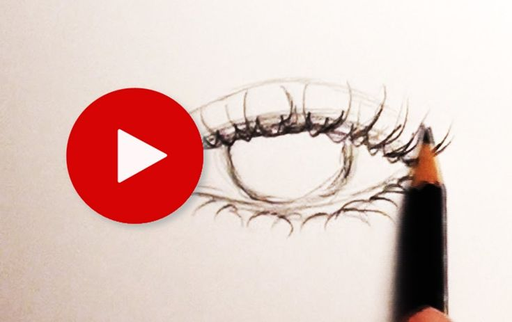 How to Draw Eyelashes || Very Easy Drawing Tips & Tricks 11