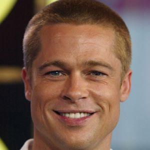 Brad Pitt; Born: Shawnee, OK - Dec 18, 1963