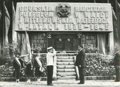 Pomnik Harcerzy maj 1983