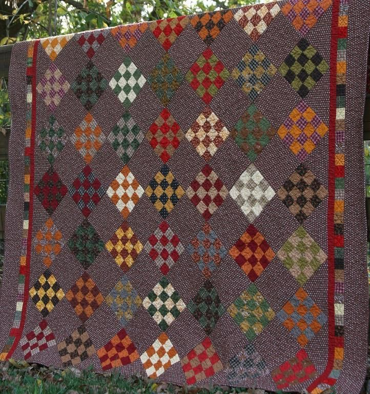 305 Best Images About Quilts Nine Patch On Pinterest