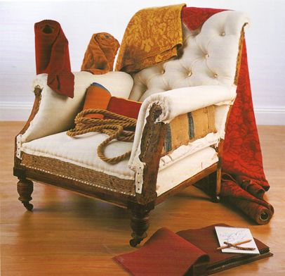Victorian Chaise « Sofas & Chairs