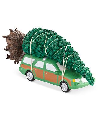 Department 56 Collectible Figurines, Snow Village National Lampoon's Christmas Vacation The Griswold Family Tree