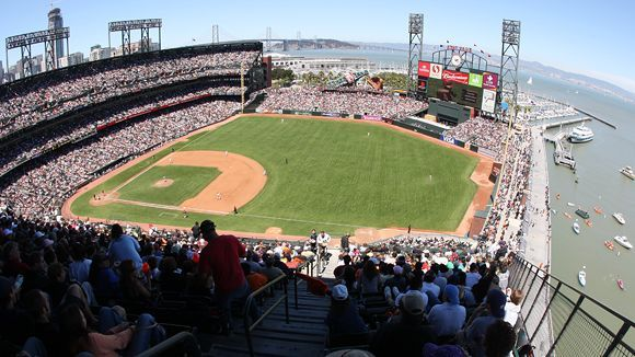 AT&T Park Seating Chart, Pictures, Directions, and History - San Francisco Giants - ESPN