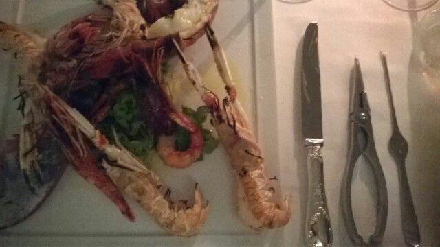 Seafood grill@ il salviatino, fl, italia