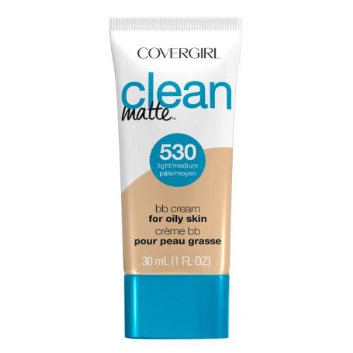 Rank & Style - CoverGirl Clean Matte BB Cream #rankandstyle