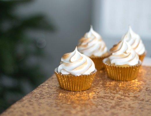 Orangencupcakes Titelbild