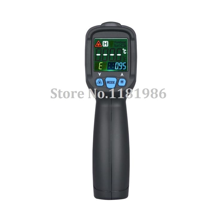 29.41$  Buy now - BSIDE BTM21B Handheld non-contact infrared thermometer color liquid crystal display digital thermometer gun laser (-30-500 C )  #magazineonlinewebsite