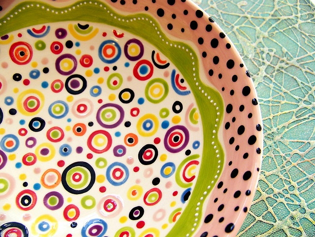 whimsical circles design...    charityhofert, via Flickr