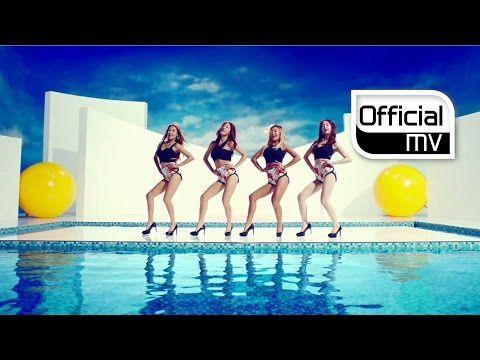 [MV] SISTAR(씨스타) _ TOUCH MY BODY(터치 마이 바디) - YouTube