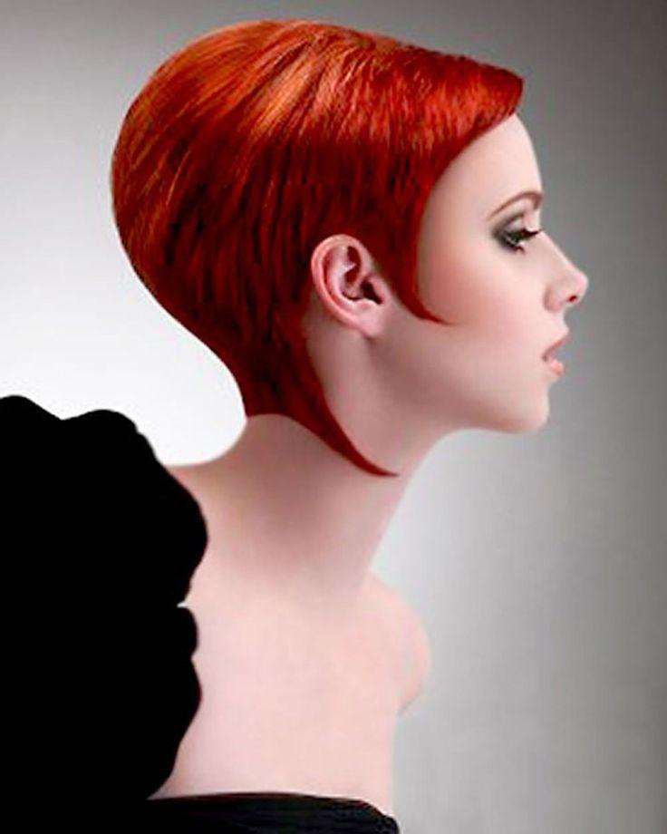 Kurze Haarfarbe Bilder – Frisuren Fur Frauen