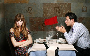Love Astrology: Relationship Red Flags