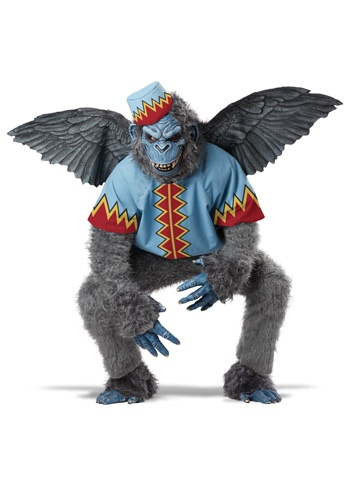 Scary Flying Monkey Costume