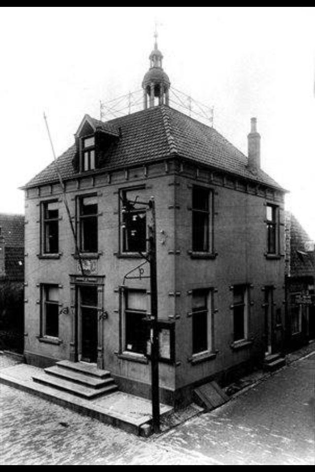 Oude gemeentehuis