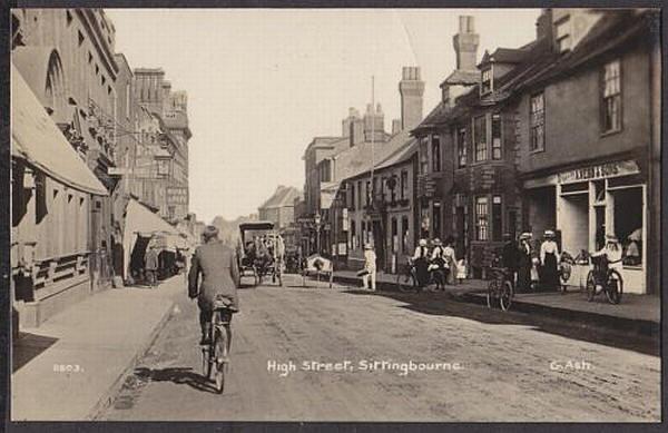 Rose Inn, High Street, Sittingbourne