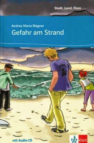 Gefahr am Strand - Hörtraining A1 « L E A R N G E R M A N