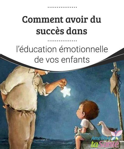 Emotional education of children