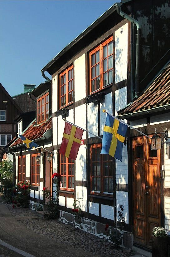 Ystad, Skåne, Sweden | by Steffen Nitzsche