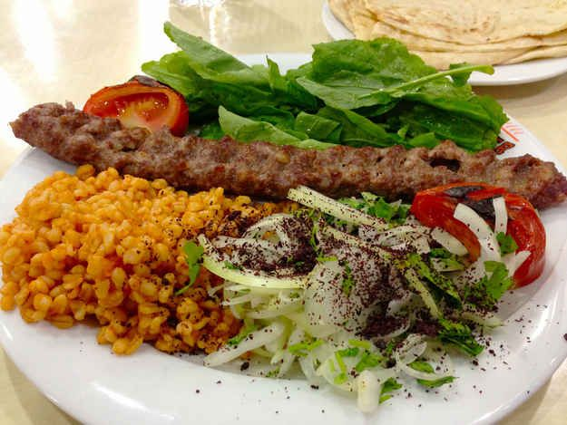 Adana Kebab | 21 Tantalizing Turkish Foods You'll Want Immediately