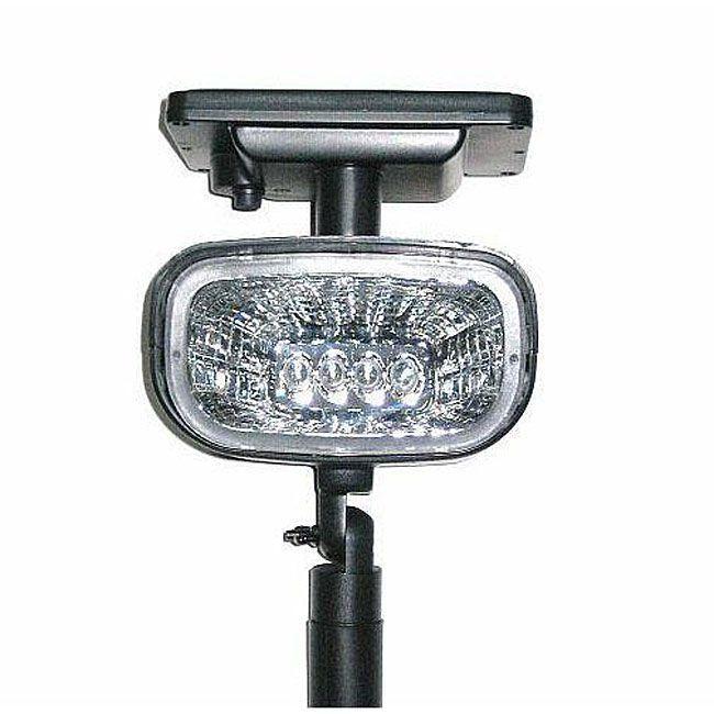 Solar Powered LED Spot Light