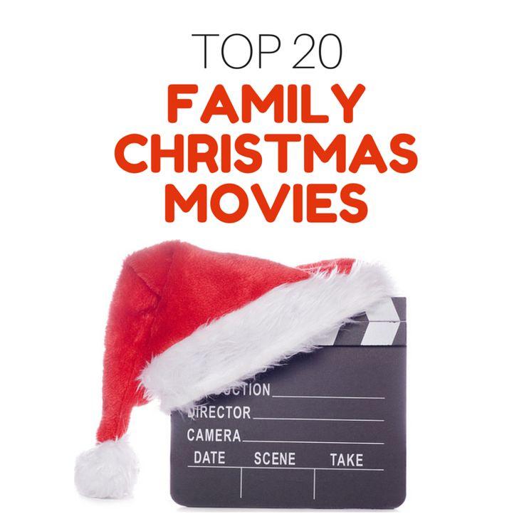 Top 20 Family Christmas Movies
