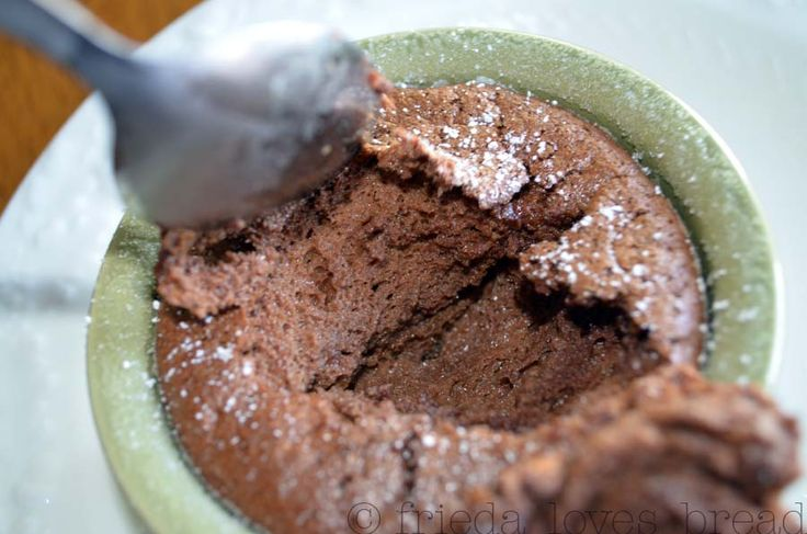 how to make a chocolate souffle food network