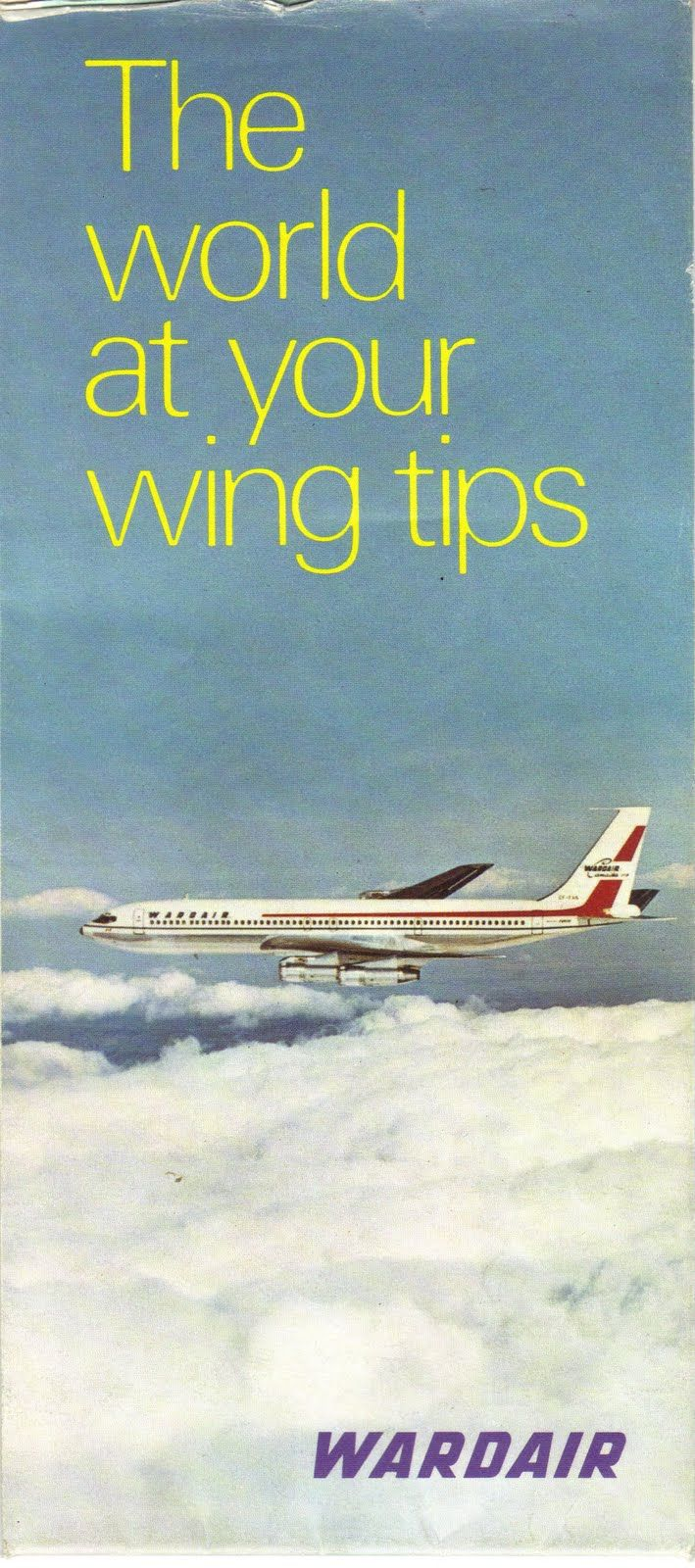 Airlines Past & Present: Wardair