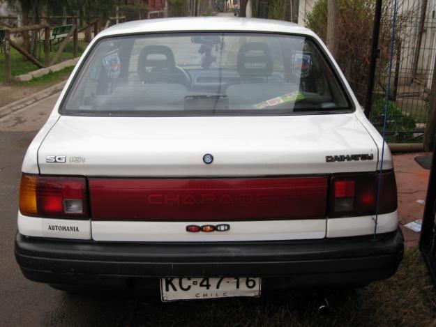 Daihatsu Charade SG