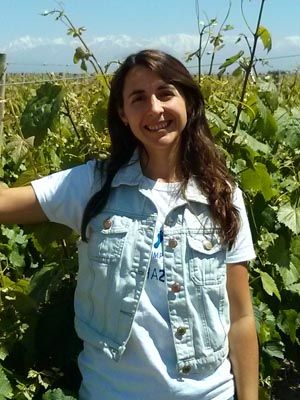 Mariana, our Wine Director