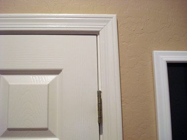 \ Standard Builder Grade Door Casing\  At DeStefano Remodeling in North Texas we desire to & 8 best Door Casings images on Pinterest | Door casing Moldings and ...
