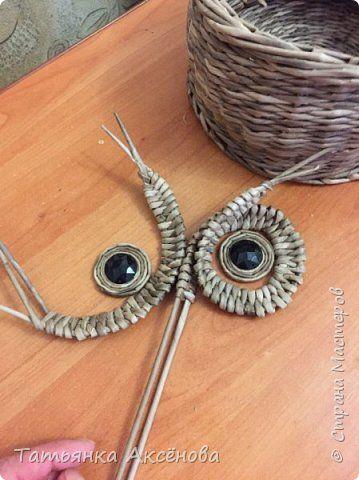 Мастер класс по плетению глаз! фото 9