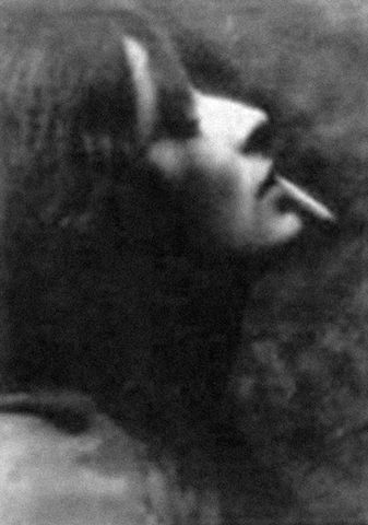 """Mina Loy - British bohemian Mina Loy became a Dada ally by way of her writings. Another well-known Greenwich Village figure, Loy enjoyed provoking the status quo (and all its gender norms) — evidenced in the work she published in modernist poetry mag Others. """"We looked too wholesome in Court representing filthy literature,"""" she once recalled after the publication's editors were forced before judge and jury."""