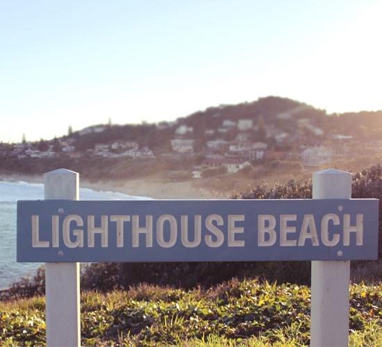 Lighthouse Beach, Port Macquarie, NSW.