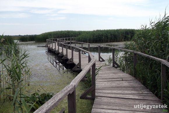 Tisza-tavi Vízi Sétány