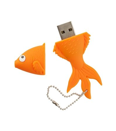 clé USB poisson rouge 8Go - HEMA
