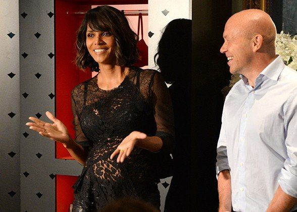 Halle Berry Talks Awkward Bra Fittings, Life In France And Her New Lingerie Line