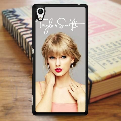 Taylor Swift Signature Cover Album Music Singer 1989 Sony Experia Z4 Case