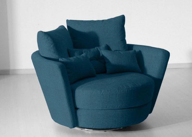 Les 25 meilleures id es de la cat gorie fauteuil pivotant sur pinterest cha - Fauteuil design pivotant ...